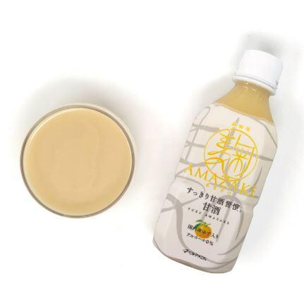麹AMAZAKE 甘酒 国内産ゆず入り375g
