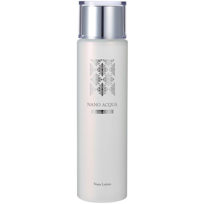 NANO ACQUA[Platinum Rich]基礎化粧品ナノローション