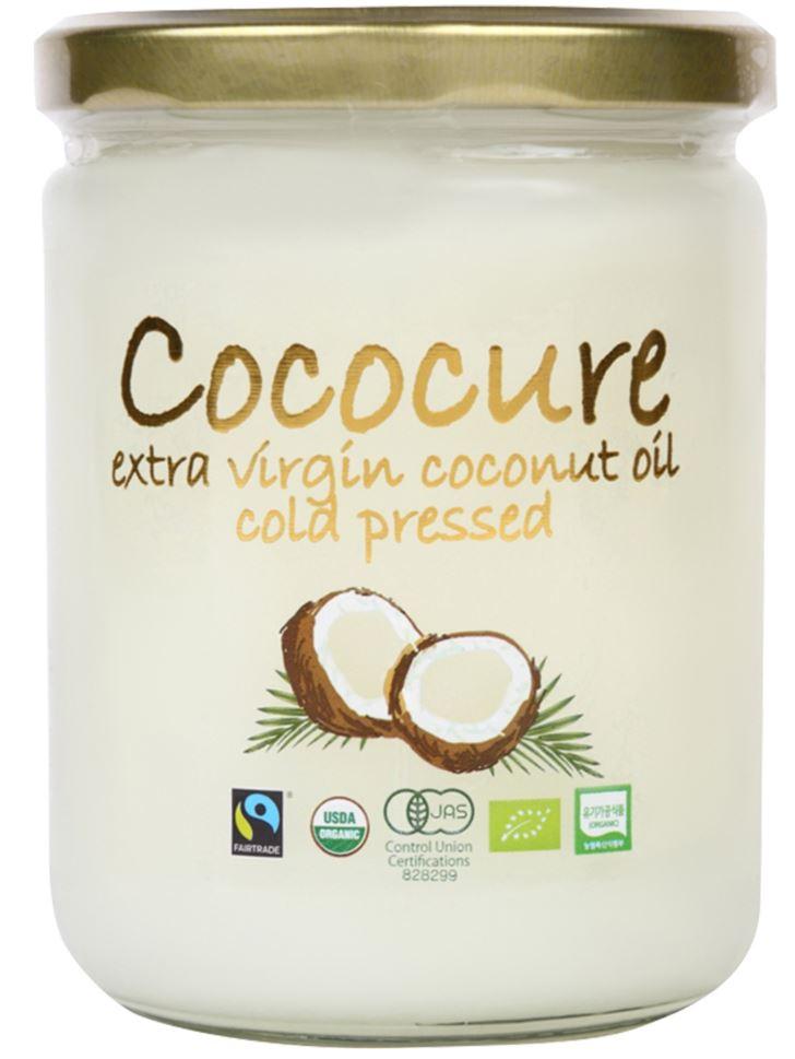 COCOCURE バージンココナッツオイル