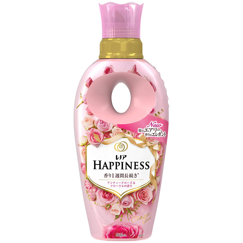 レノアハピネスアンティークローズ&フローラルの香り