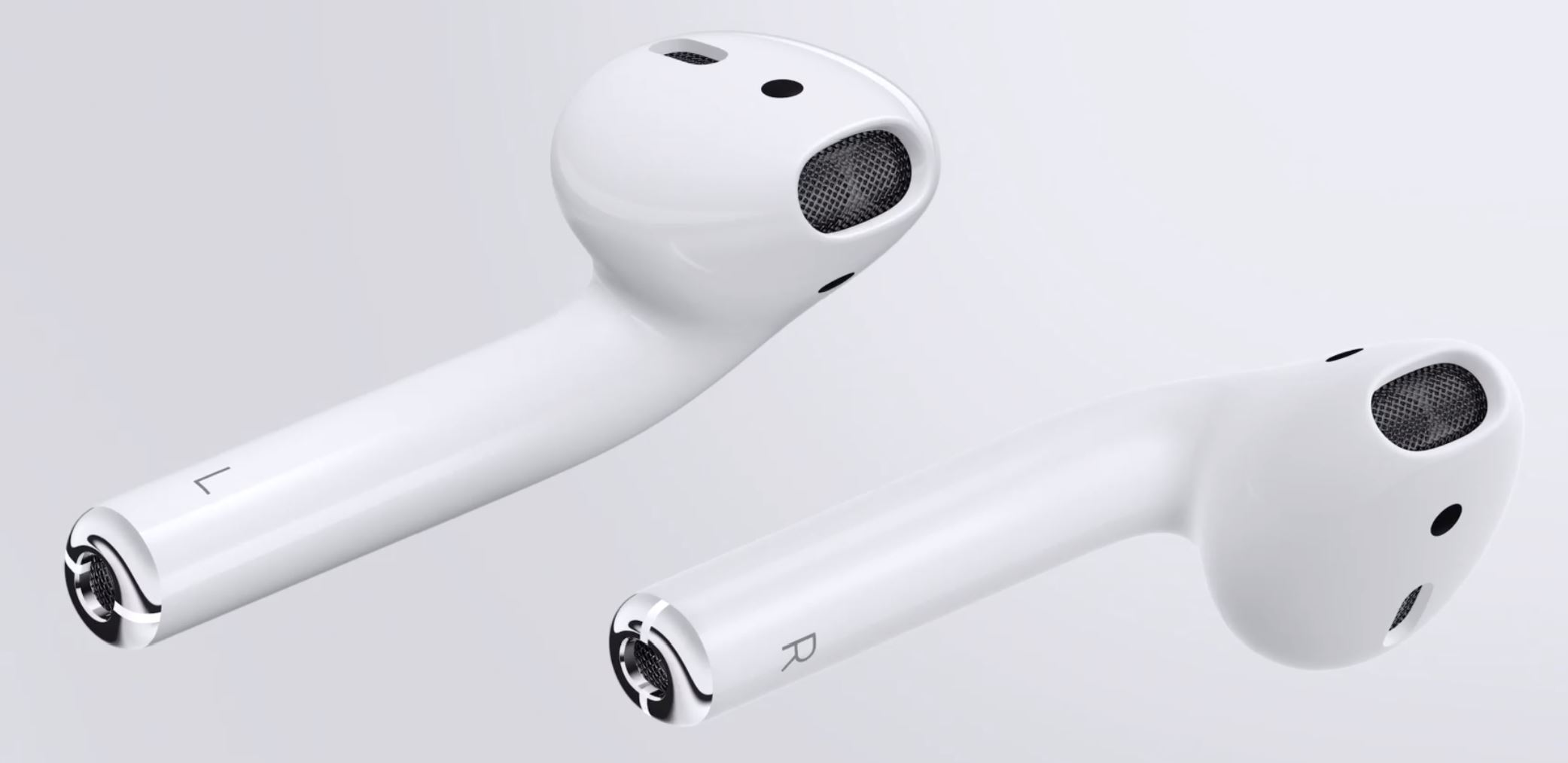 Bluetoothイヤホン AirPods