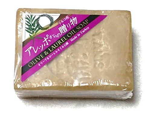 アレッポの石鹸オリーブ&オイル石鹸