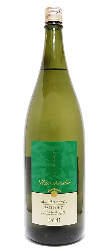 賀茂金秀 特別純米 原酒