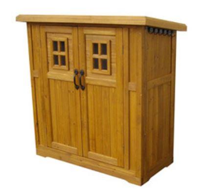 木製物置 カントリー小屋