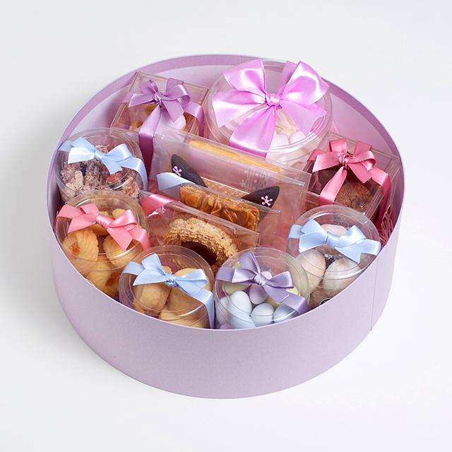 【ギフト用・箱入】『リベルテ』焼き菓子詰合せ〈12種〉