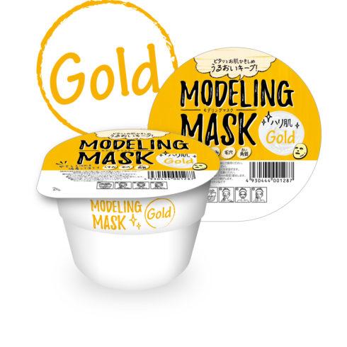 モデリングマスク Gold