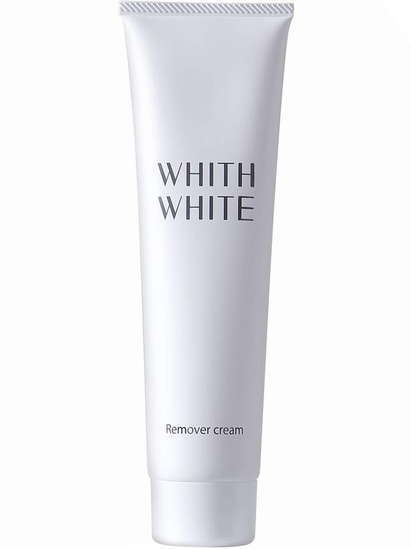 WHITH WHITE ( フィス ホワイト ) 除毛クリーム