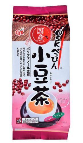 べっぴん国産小豆茶ティーパック(6g×20袋)×3個