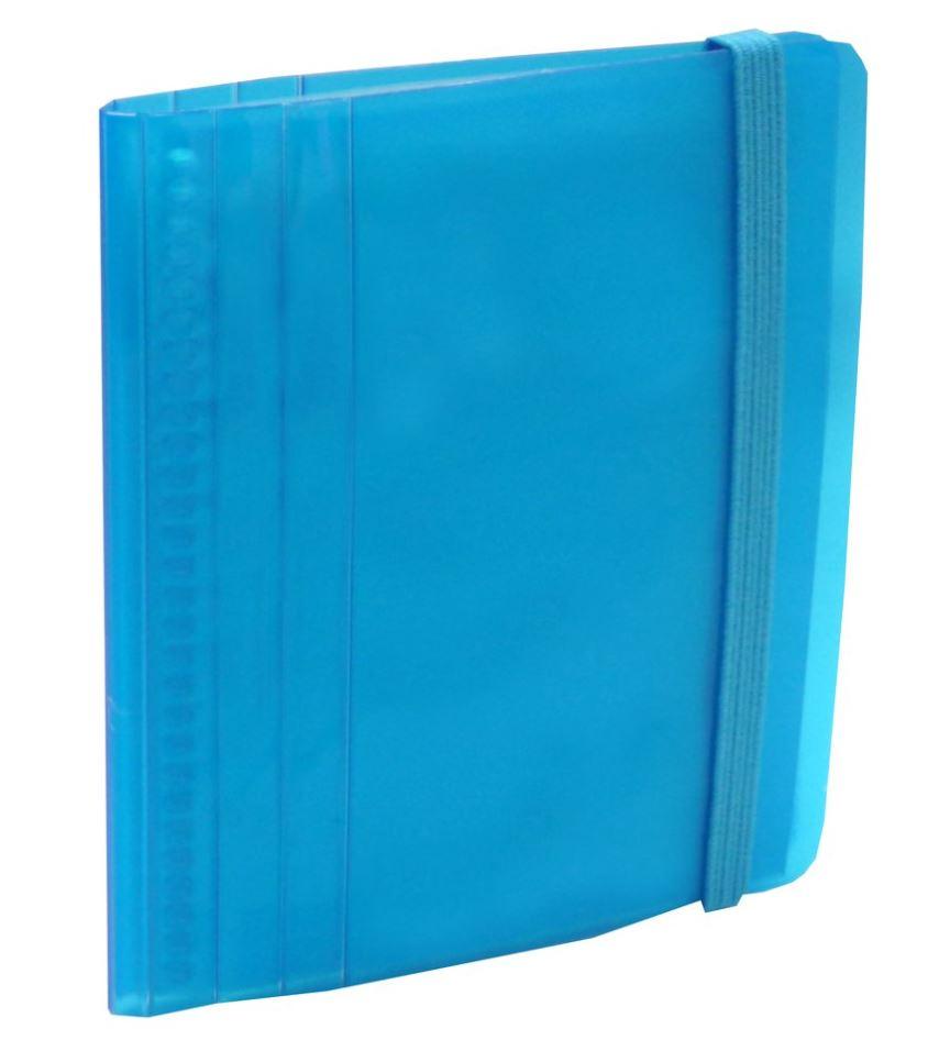 カードホルダー<ノビータ>60(最大120)名用ライトブルー
