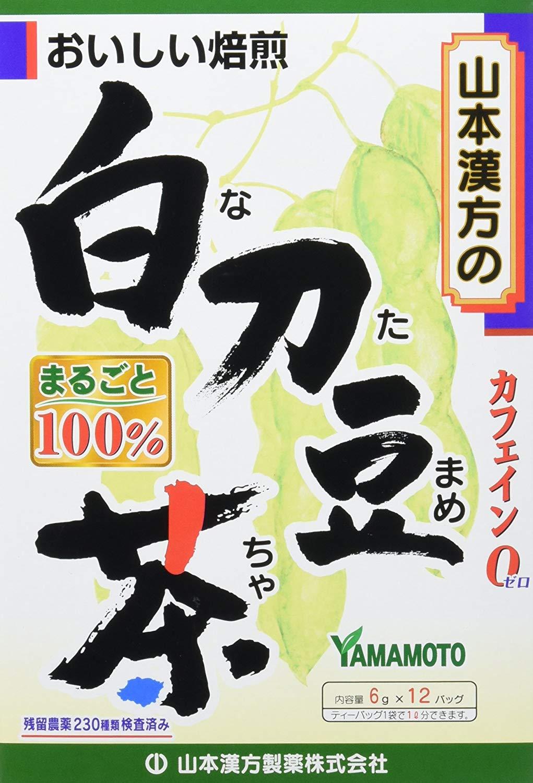 なた豆茶100% 6gX12H