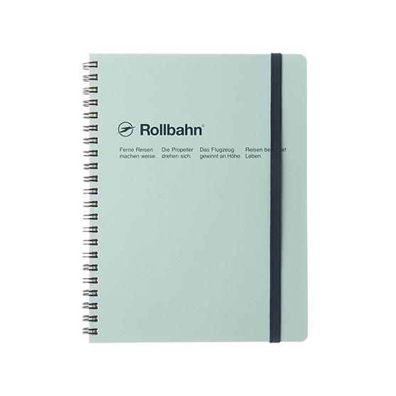 ロルバーン ポケット付メモA5
