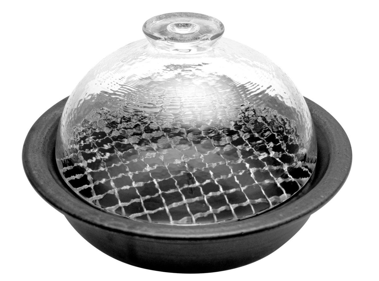 土鍋 万古焼 燻製ができる鍋