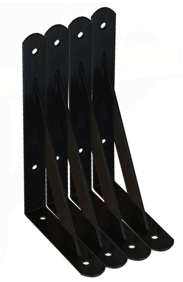 棚づくり  L字型 4本セット(200mm×120mm)