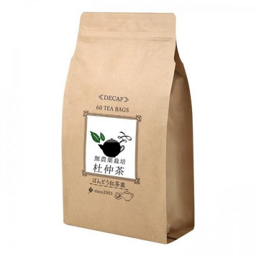 無農薬栽培の杜仲茶