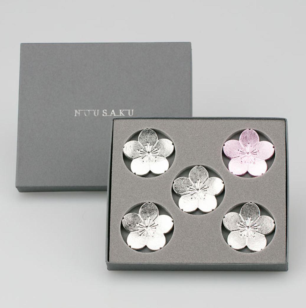 箸置「花ばな」桜 2ヶ入