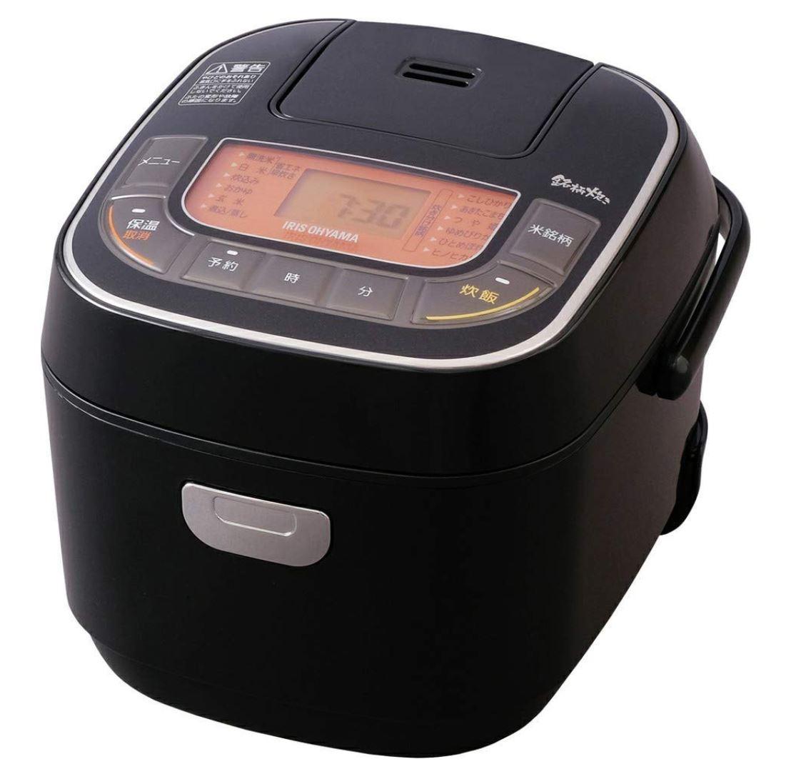 炊飯器 マイコン式 RC-MC30-B