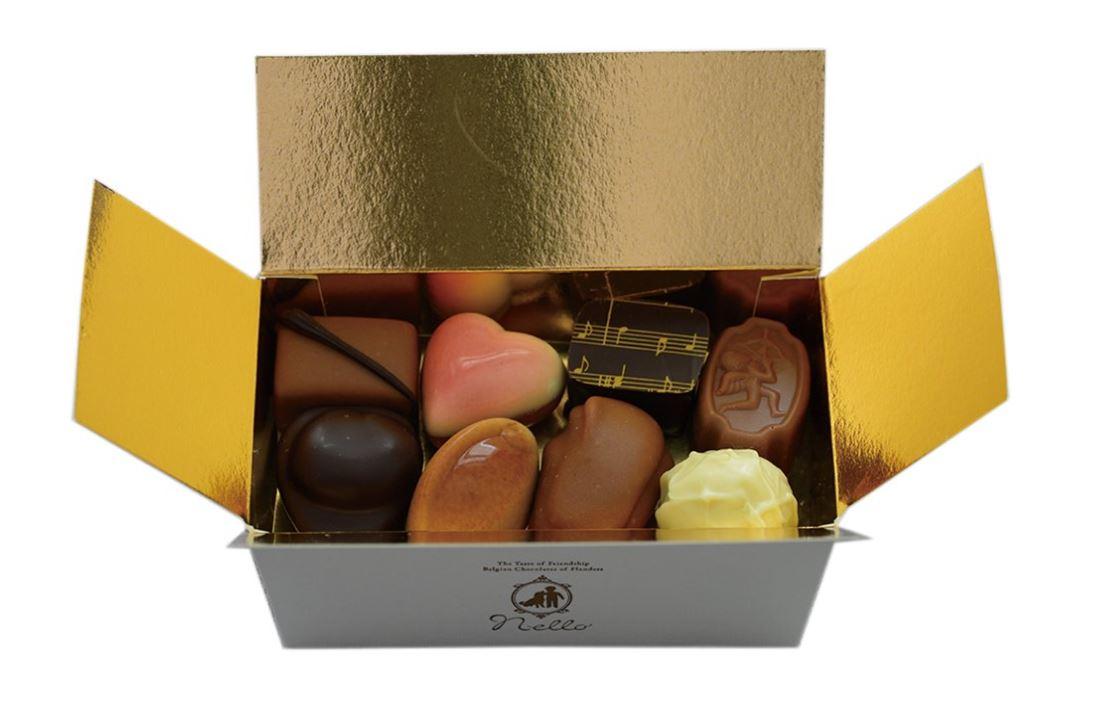 ベルギーチョコレート バロタン