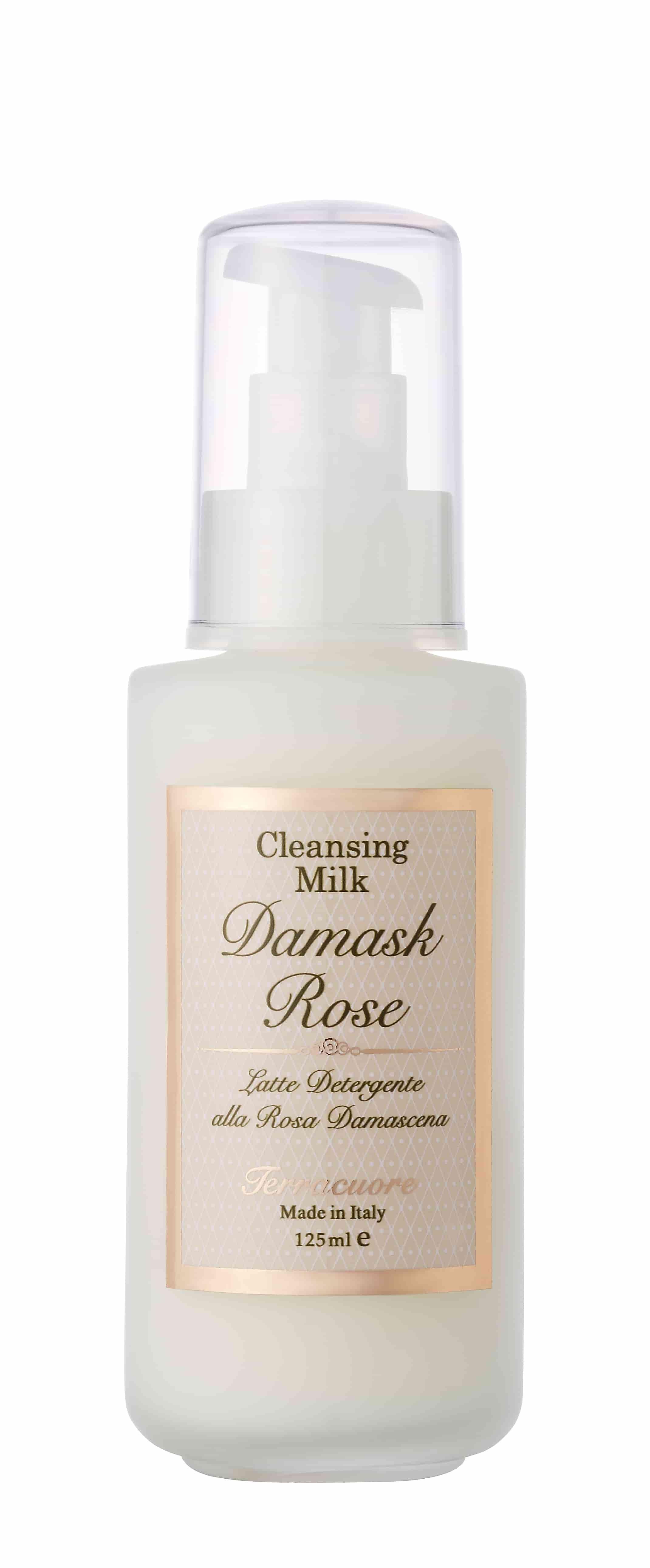 ダマスクローズ クレンジングミルク