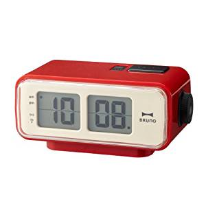 LCDレトロアラームクロック S BCR003