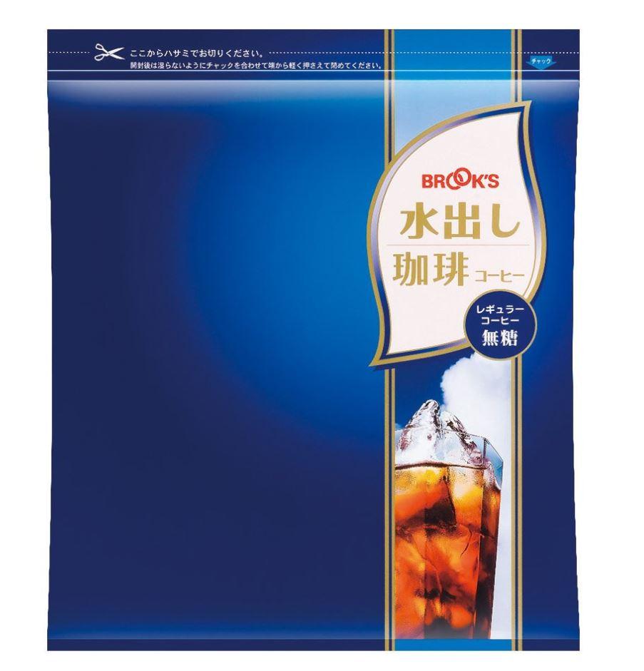 水出しコーヒー(レギュラーコーヒー無糖)
