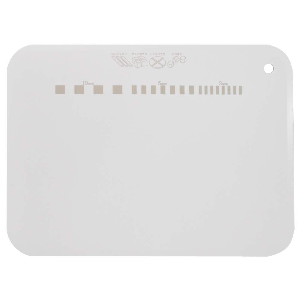 抗菌やわらかまな板 (小) ホワイト AP-5017