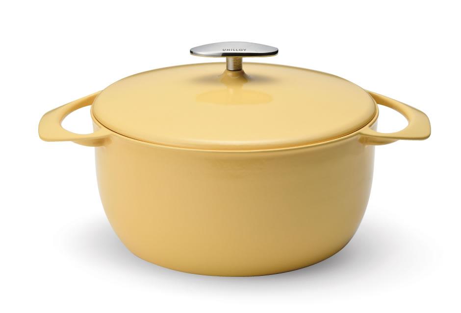ホーロー鍋 「キャセロール」