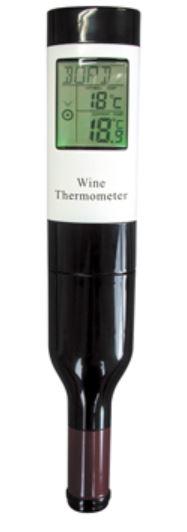 ワイン用デジタル温度計