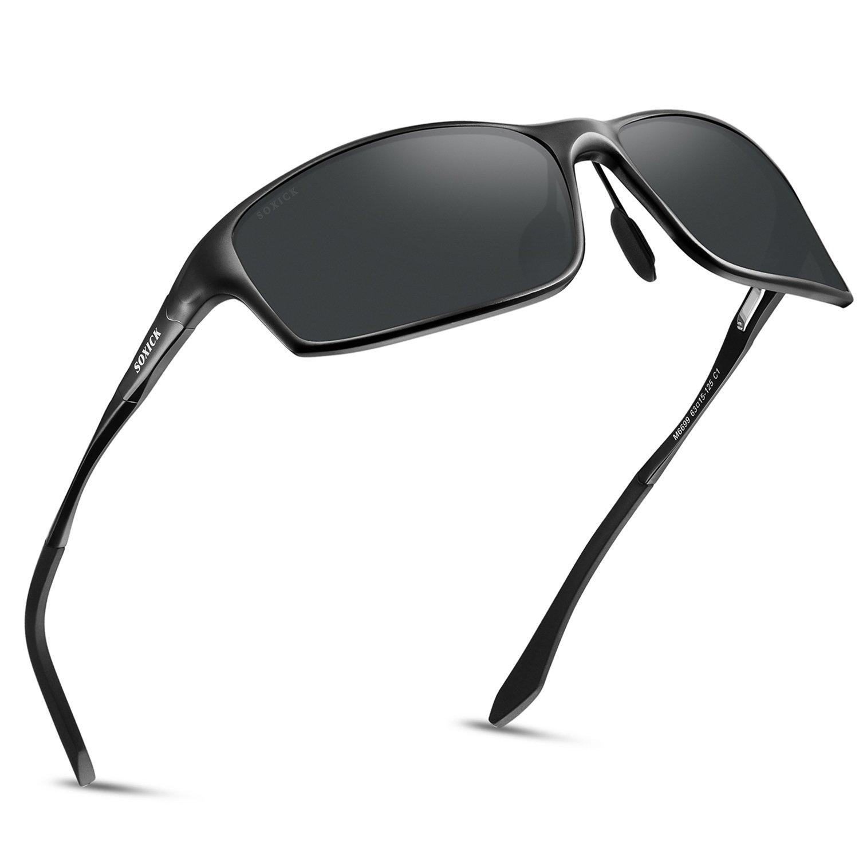 偏光レンズ ファッションサングラス