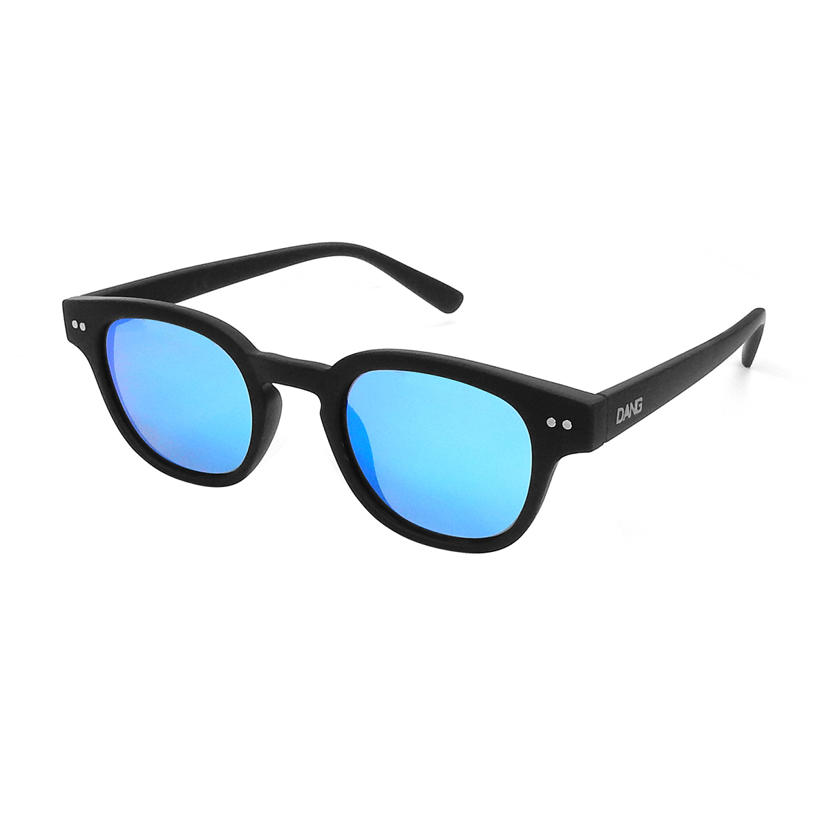 ZENITH Black Soft x Sky Blue Mirror Polarized