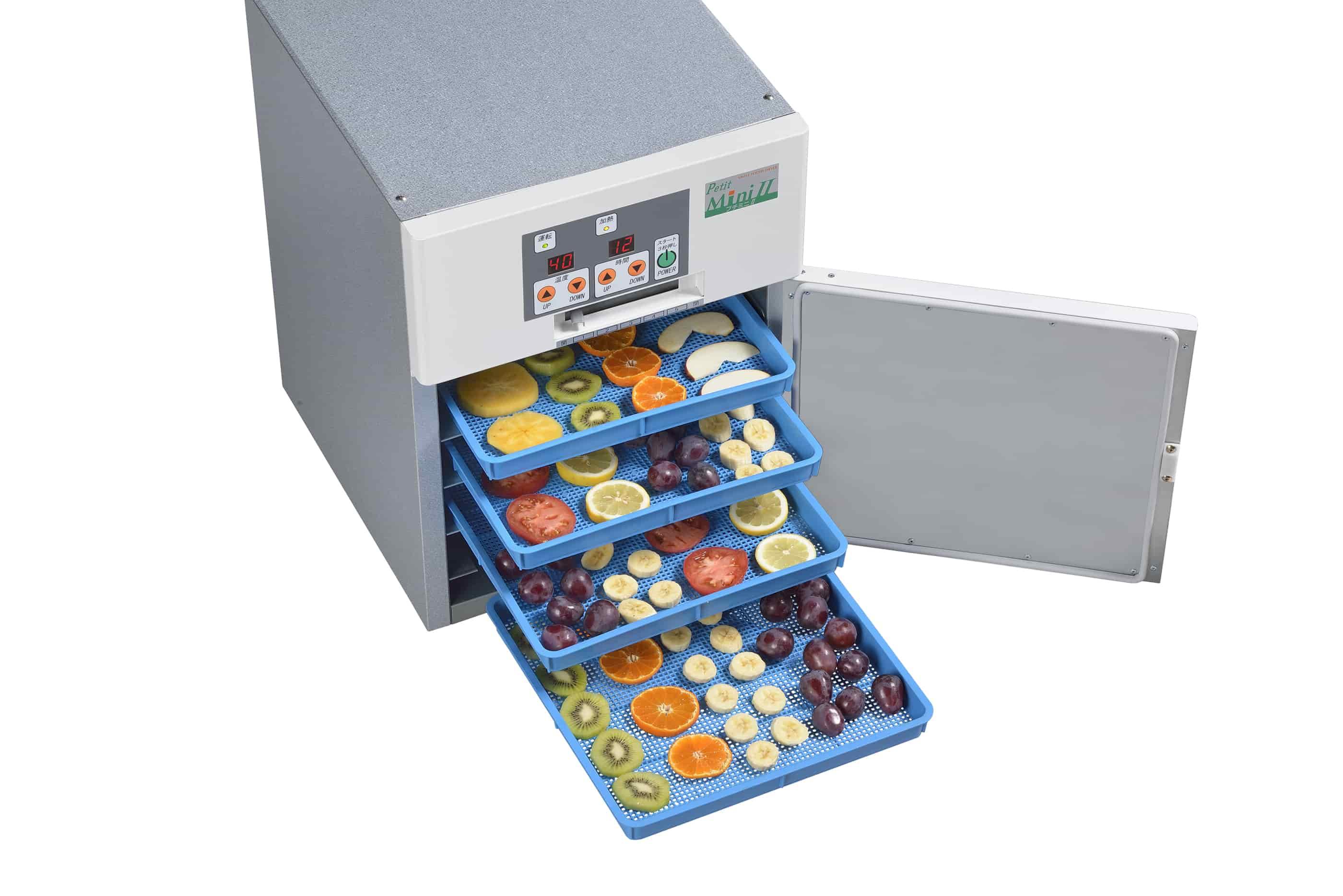 電気乾燥機プチミニⅡ