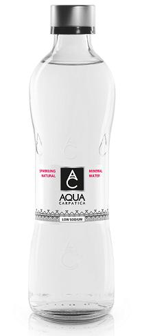 AQUA CARPATICA(アクアカルパティカ) 天然炭酸 <発泡>