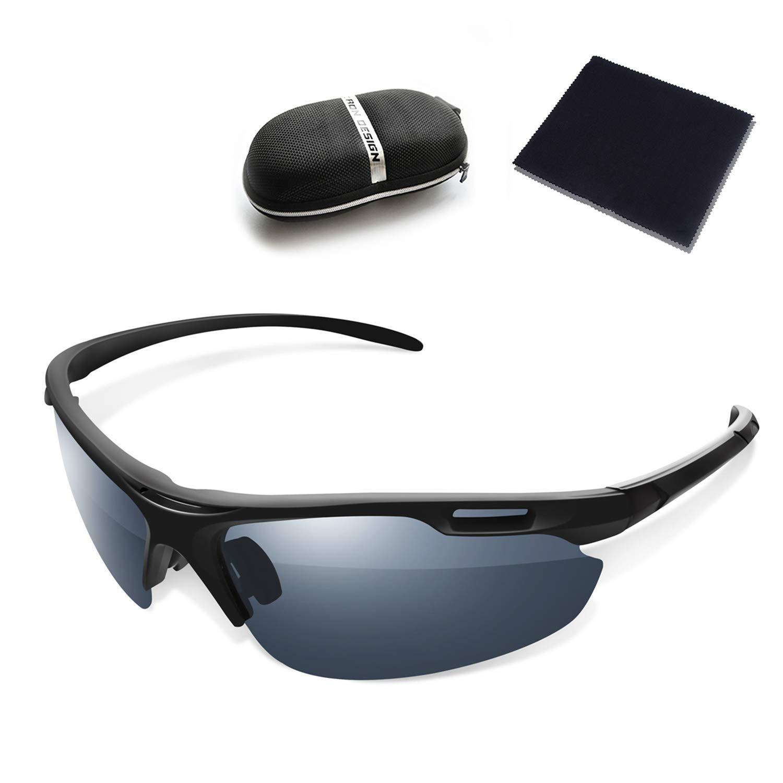 偏光レンズ スポーツサングラス