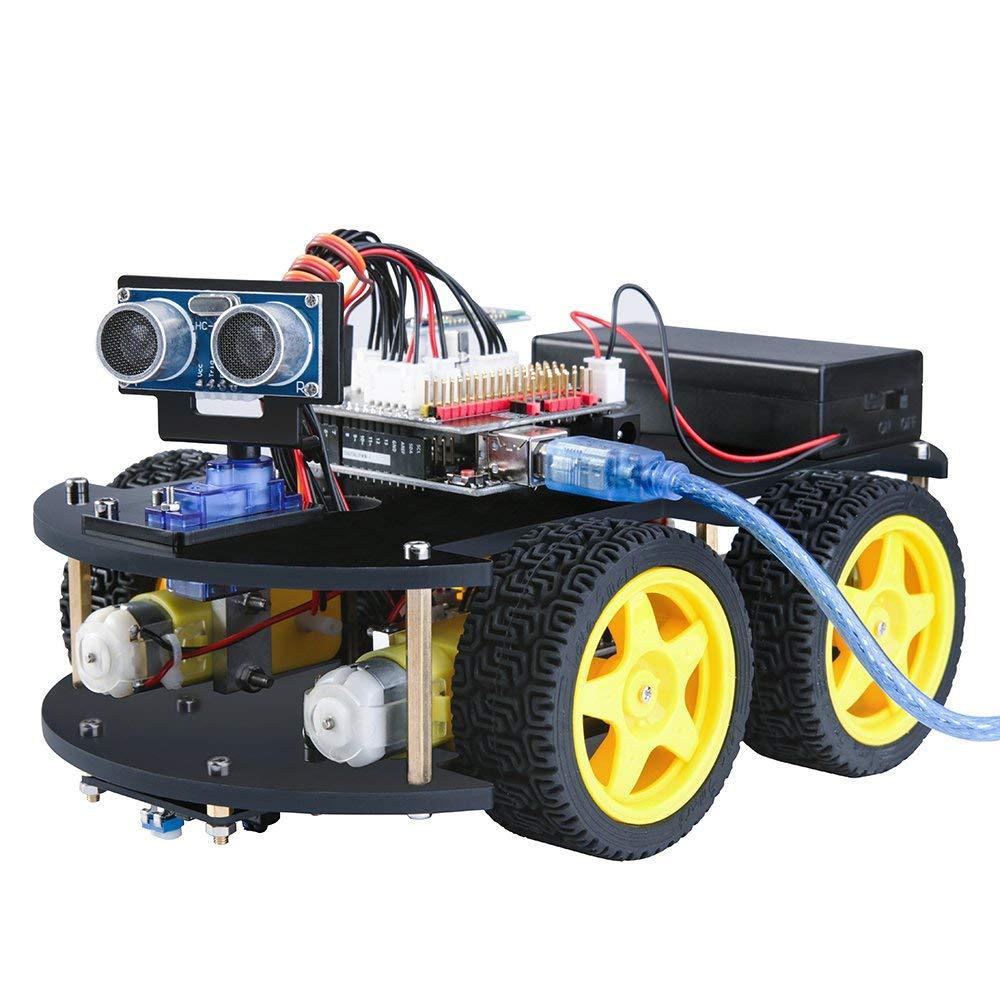 UNO R3スマートロボットカーV3.0