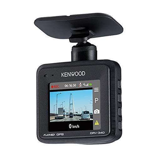 ドライブレコーダー DRV-340 GPS搭載