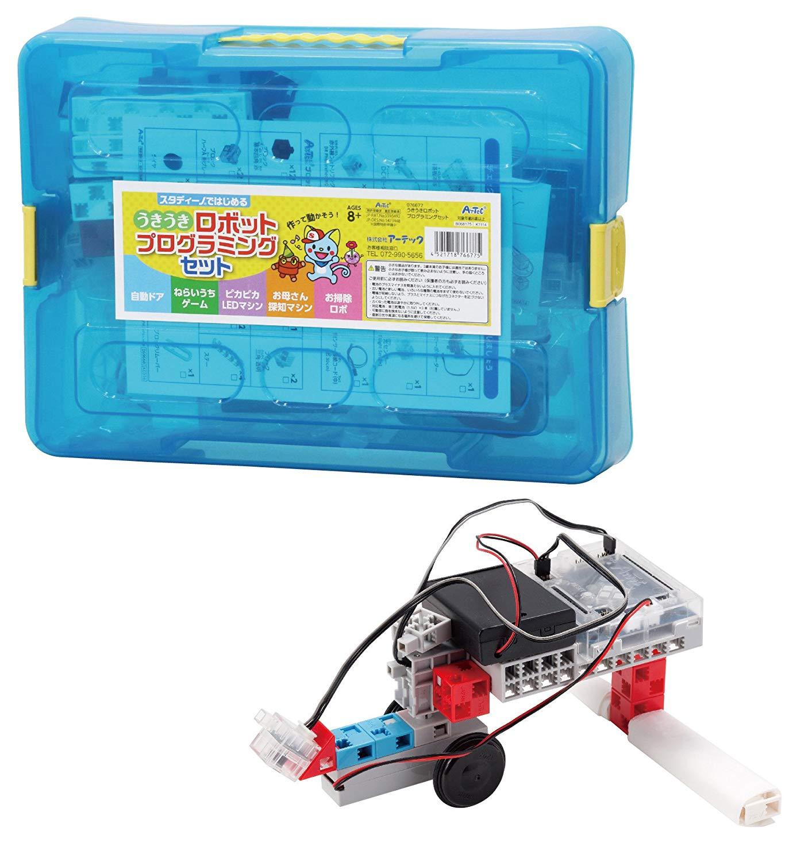 うきうきロボットプログラミングセット 076677