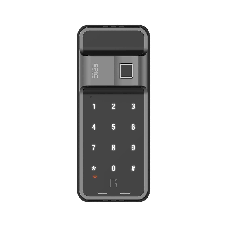 電子錠 ES-F300D 開き戸用 EPJP-F300D