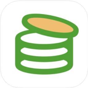 6.家計簿アプリ Zaim