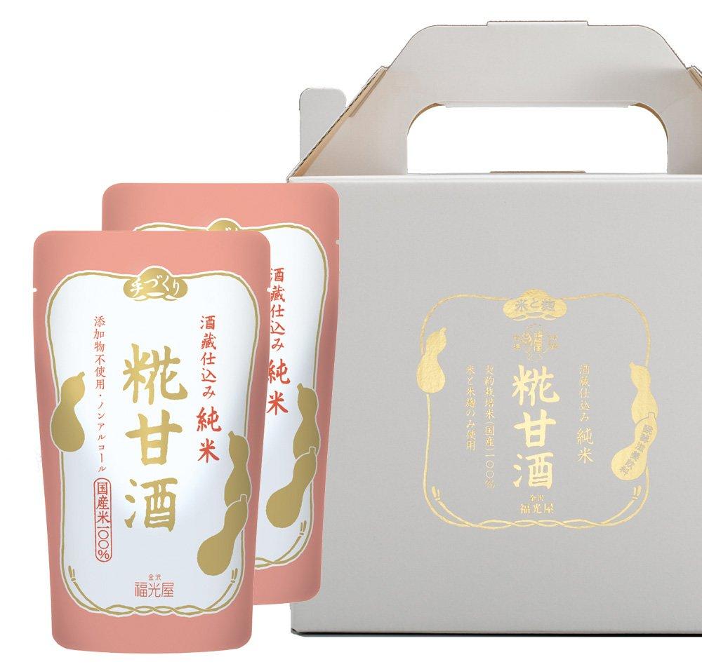 酒蔵仕込み 純米 糀甘酒ギフト