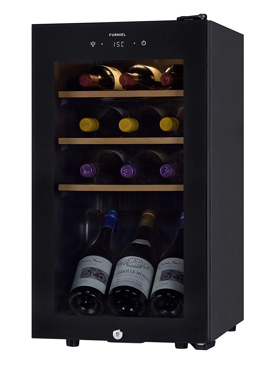期熟成型ワインセラー 12本収納/最大20本