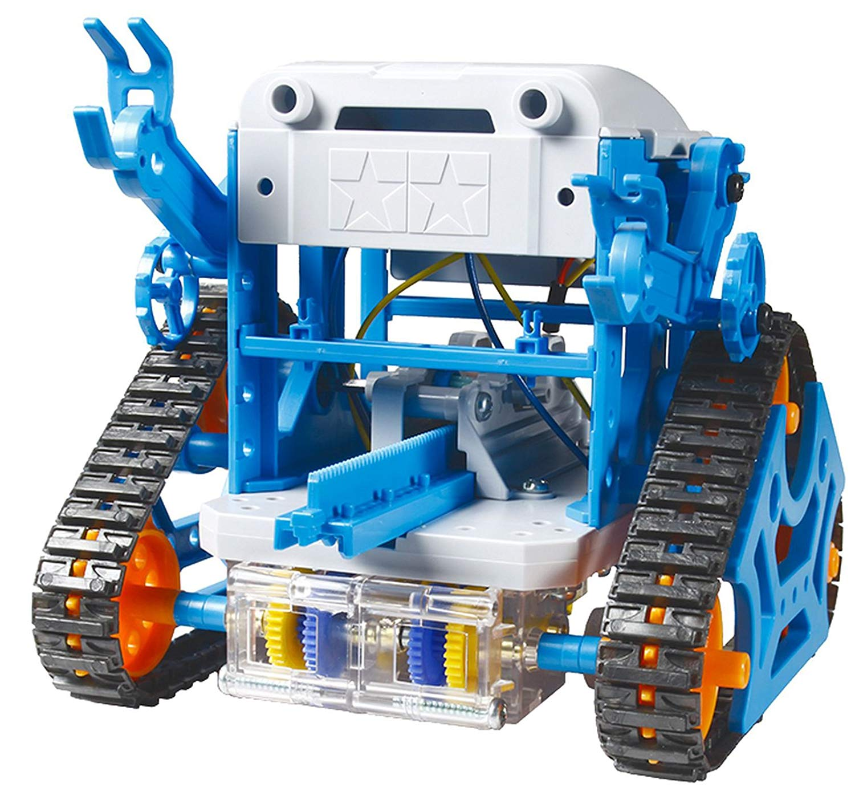 楽しい工作シリーズ No.227 カムプログラムロボット 工作セット 70227