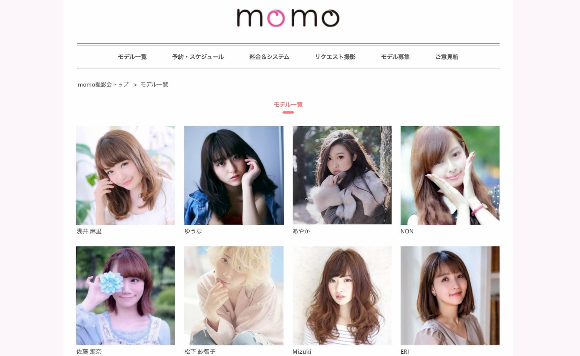 1.momo撮影会