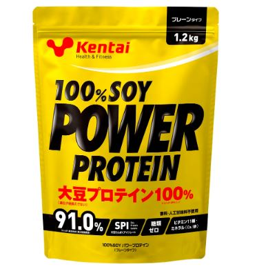 100% SOY パワープロテイン
