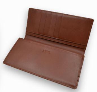 THOMASブライドルレザー日本製長財布