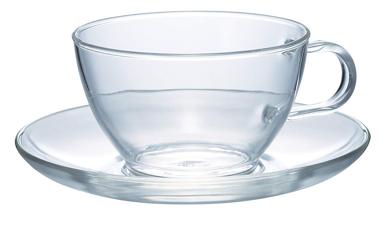 耐熱 ティーカップ&ソーサー