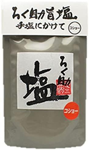 ろく助塩(白塩)150g