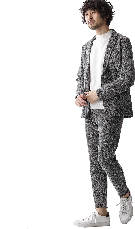 スーツ イル・ビリキーノ ヘリンボンセットアップ