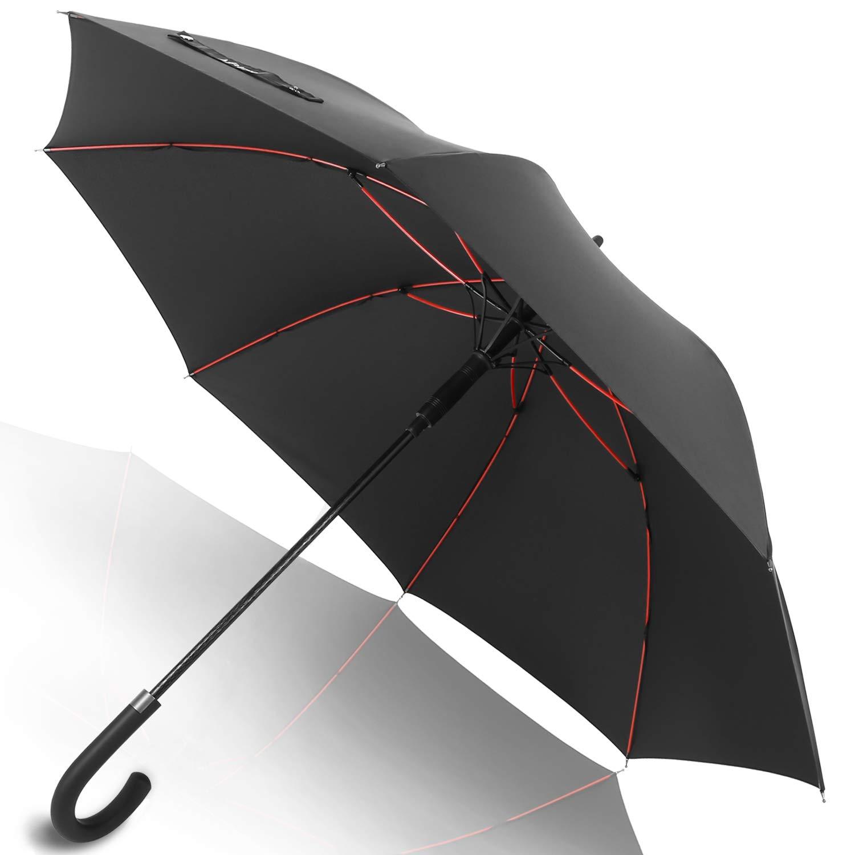メンズ 長傘