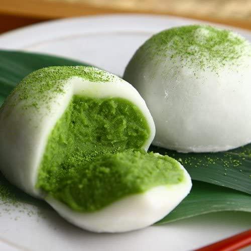 京菓子 宇治抹茶だいふく