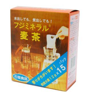 フジミネラル麦茶S 15P