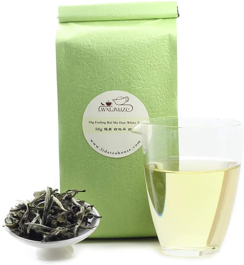 白牡丹 最強美肌茶・白茶